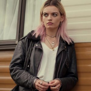 Maeve Wiley Black Jacket
