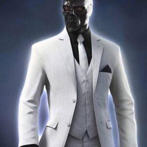 Black Mask Coat