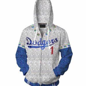 Elton John Dodgers Hoodie