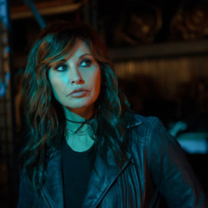 Riverdale Gladys Jones Gina Gershon Leather Jacket