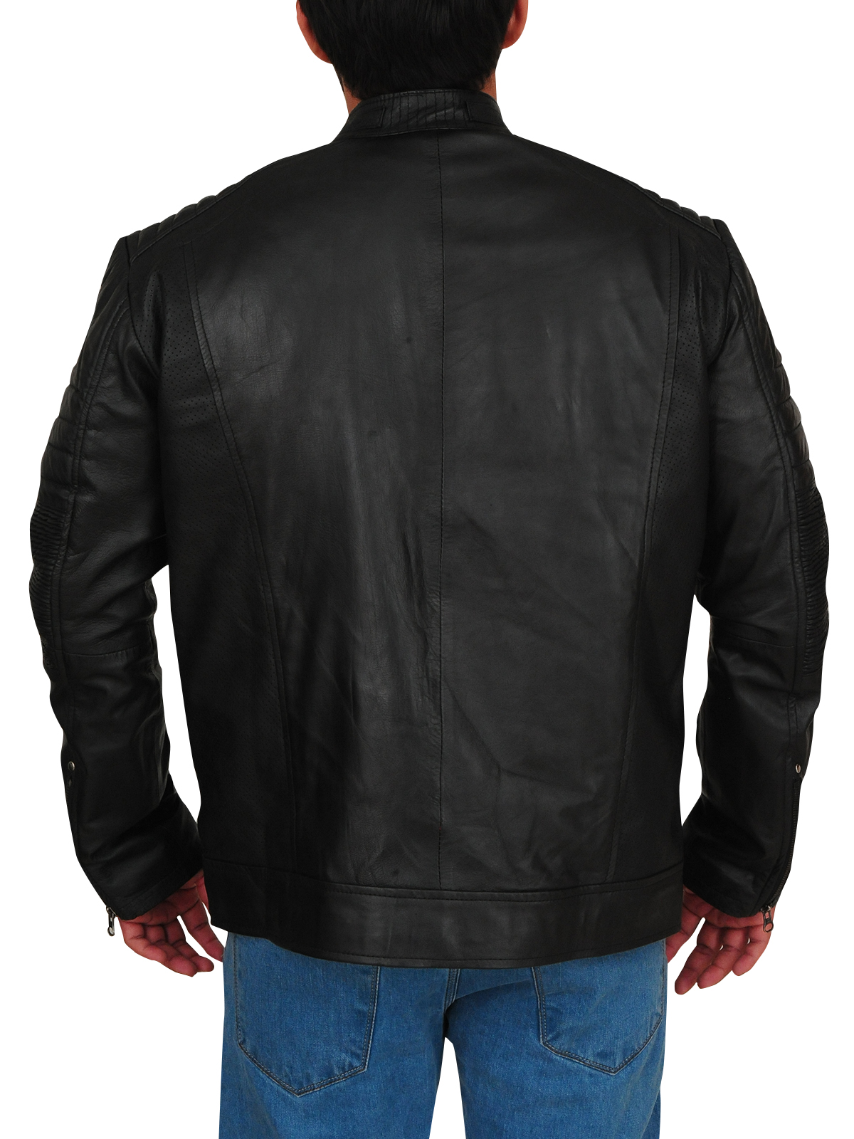 Riverdale Chuck Clayton Cafe Racer Jacket