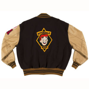 Pep Comic Riverdale Archie Andrews Letterman Jacket