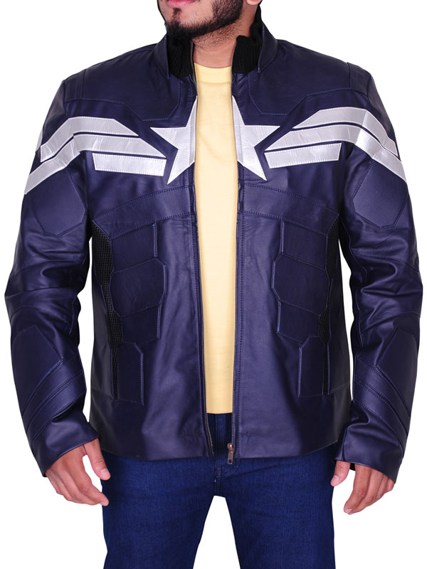 The Winter Soldier Chris Evans Jacket