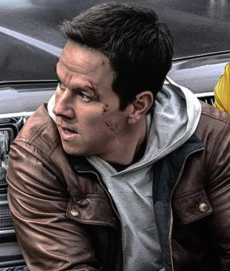 Spenser Confidential Spenser Brown Jacket By Mark Wahlberg
