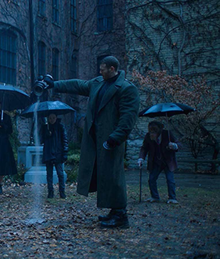 Umbrella Academy Luther Coat