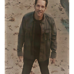 Avengers Endgame Scott Lang Jacket