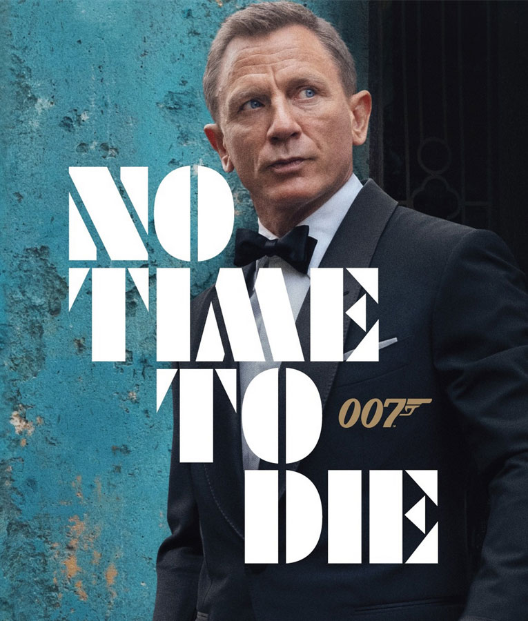 No Time to Die Dinner Tuxedo