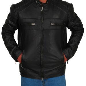 Riverdale Chuck Clayton Cafe Racer Jacket
