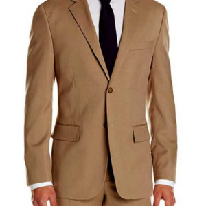 Spectre Brown Suit