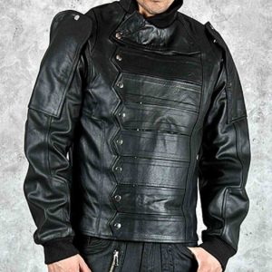 The Winter Soldier Bucky Barnes Jacket