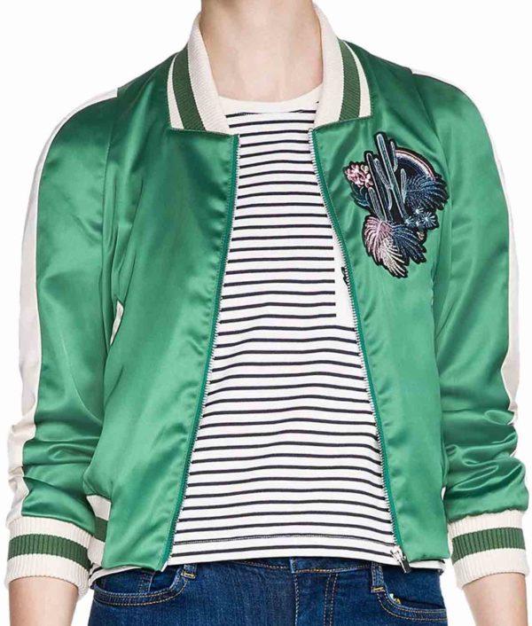 Eleanor Shellstrop Varsity Jacket