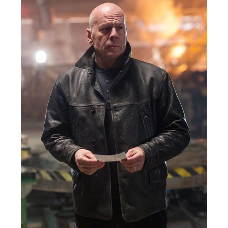 Leonard Turner Extraction Jacket Bruce Willis