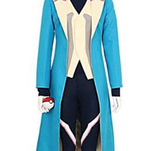 Team Mystic Coat