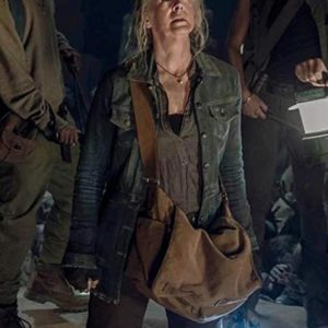 The Walking Dead 10 Carol Jacket