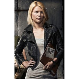 Homeland Season 8 Jacket