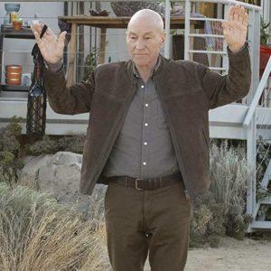 Star Trek Picard Jean Luc Picard Jacket