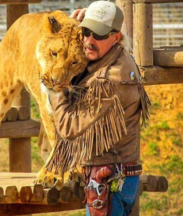 Tiger King Joe Exotic Jacket