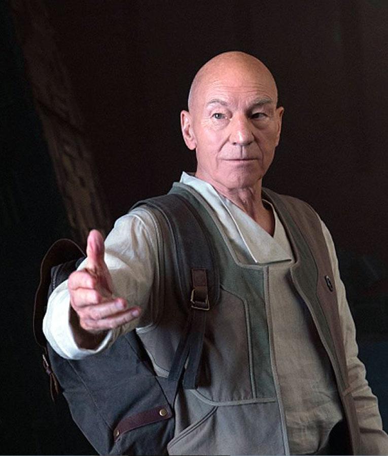 Jean-Luc Picard Vest