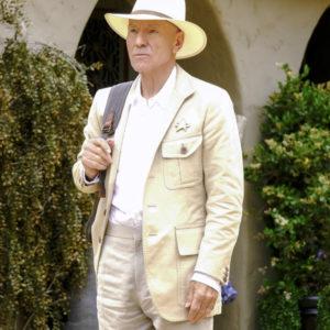 Jean-Luc Picard White Coat
