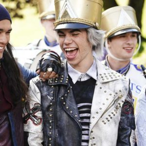 Descendants 3 Carlos Studded Jacket