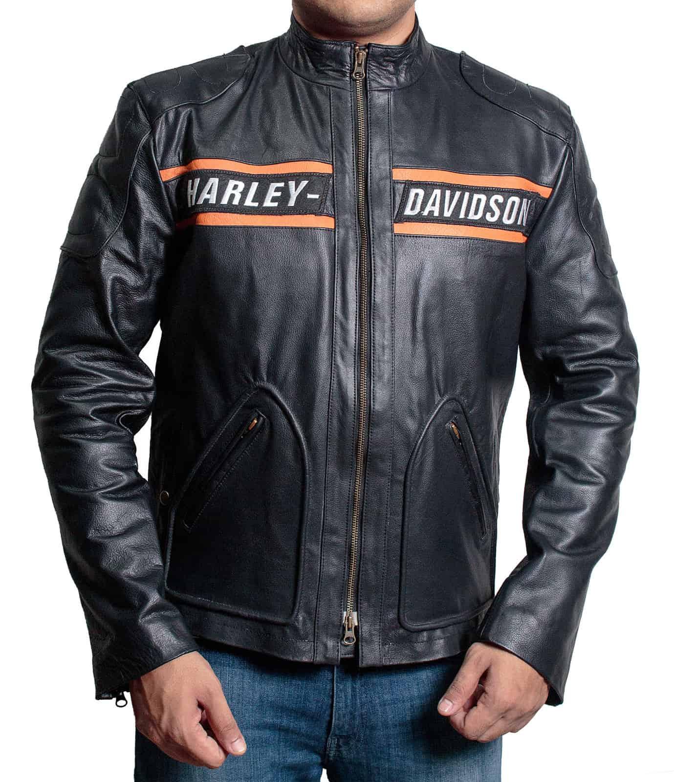Harley Davidson Goldberg Jacket