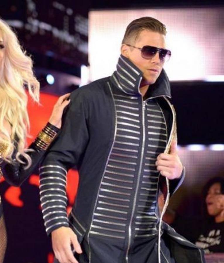 WWE The Miz Coat