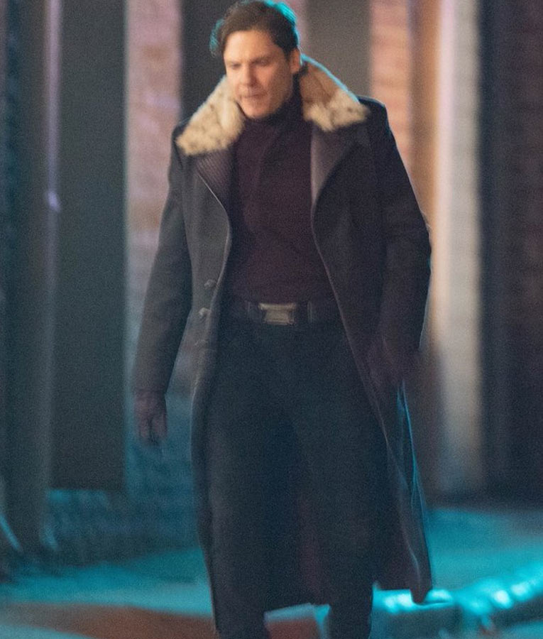 The Falcon And The Winter Soldier Zemo Coat
