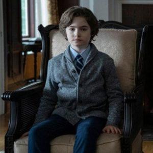 Brahms The Boy II Jude Coat
