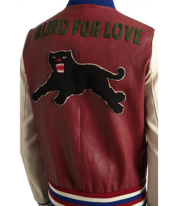 Blind for Love Bomber Jacket