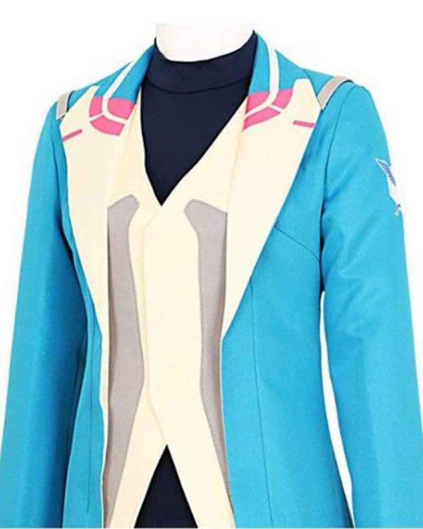 Team Mystic Coat