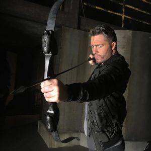 Arrow Season 7 Roy Harper Jacket