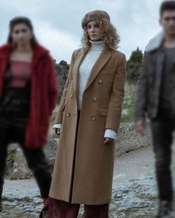 Mónica Gaztambide Coat