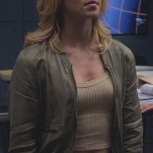Arrow Season 7 Felicity Smoak Jacket