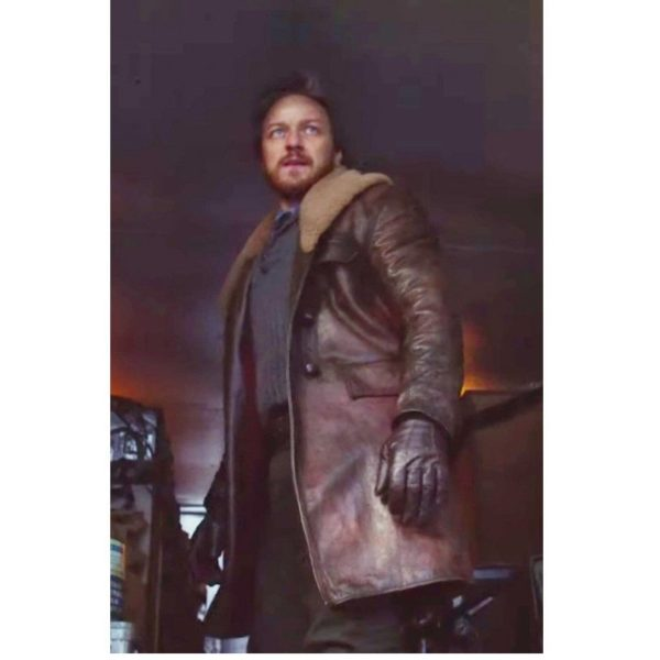 His Dark Materials Lord Asriel Coat