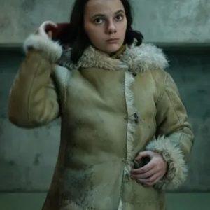 Lyra Belacqua Coat