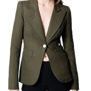 Arrow Dinah Drake Blazer