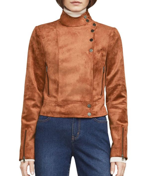 Arrow Dinah Drake Suede Jacket