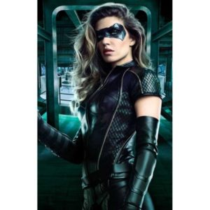 Arrow Season 6 Dinah Drake Jacket