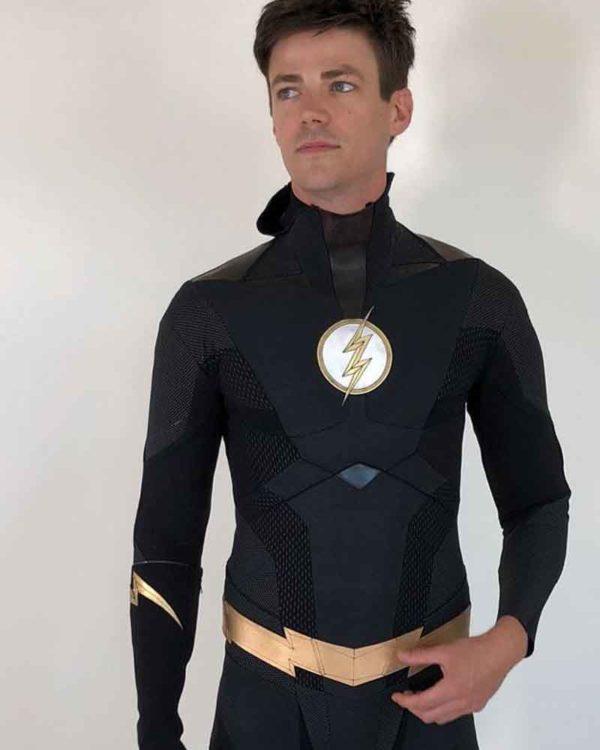 Flash Black Jacket