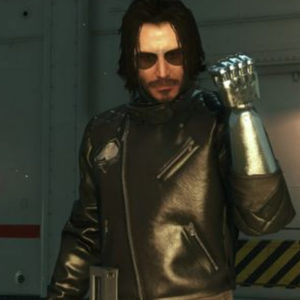 Cyberpunk 2077 Johnny Silverhand Jacket