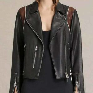Dex Parios Black Jacket