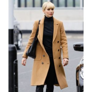 Red Sparrow Coat