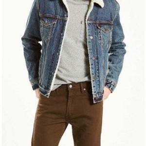 Harvey Kinkle Denim Jacket