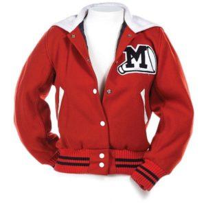 Glee Cheerios Cheerleading Jacket