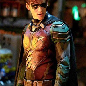 Titans Robin Jacket