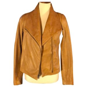 Melinda Monroe Brown Jacket