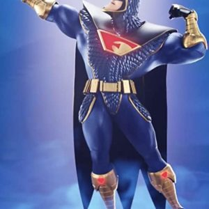 Scoob Blue Falcon Jacket
