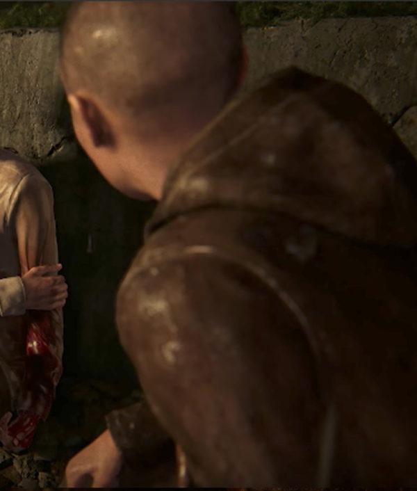 The Last Of Us Part II Lev Jacket