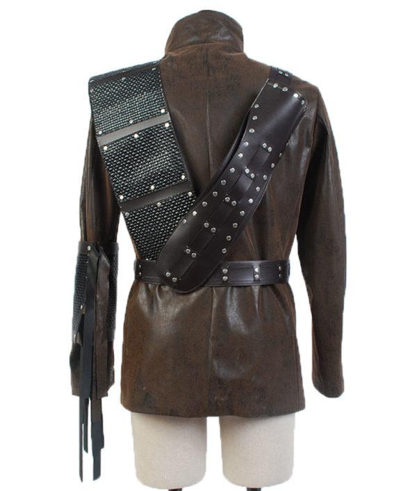Dark Archer Leather Jacket