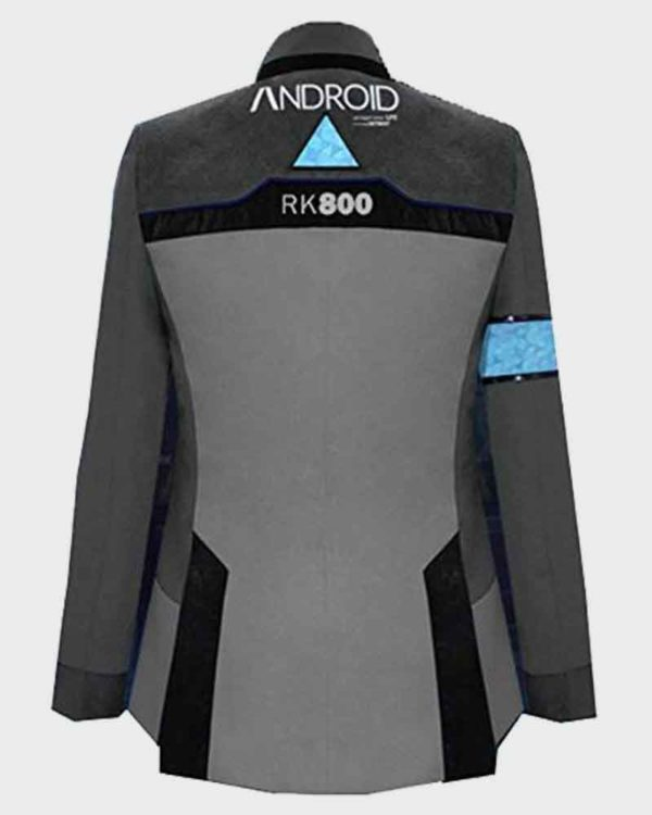 Detroit Become Human Connor Jacket